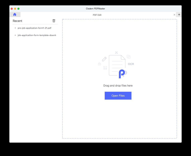 pdfmaster edit add file