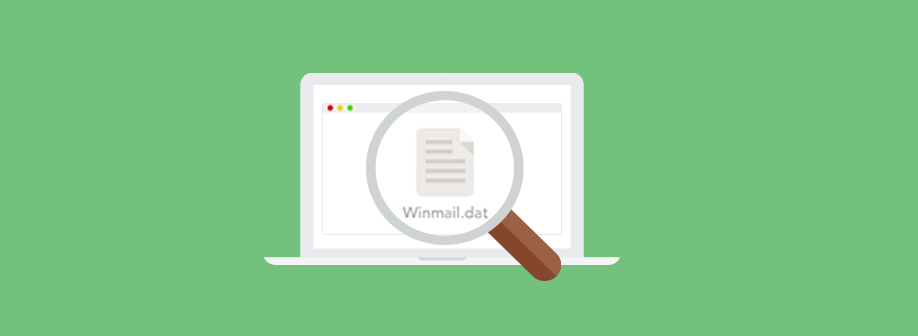 how to fix winmail dat