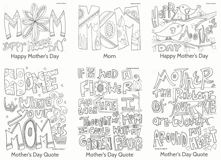 3 twistynoodle another open platform to offer coloring pages worksheets and books for different festival or event there are 19 mothers day