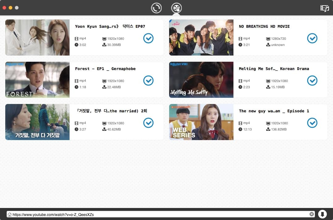 download korean drama mac