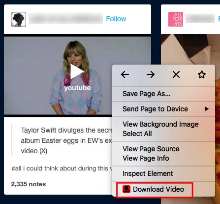 download tumblr videos firefox