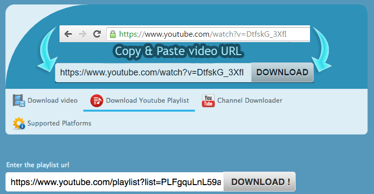 download full youtube playlist mp3 online