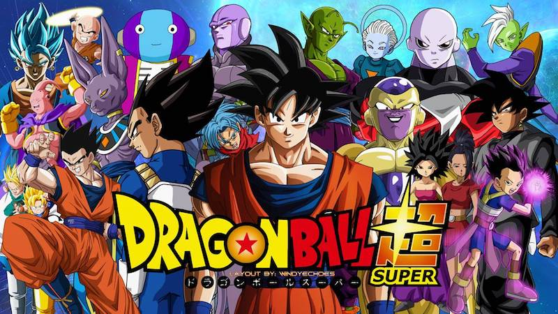 Download and watch dragon ball super