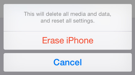 how to clear iphone to sell how to erase iphone and before selling 18670