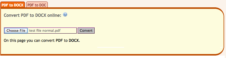 free pdf to word converter free online