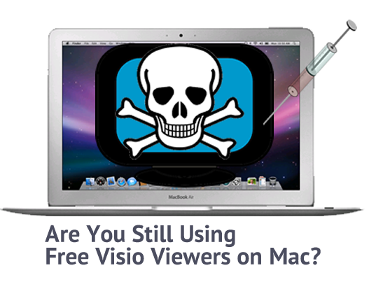 Are you still using free visio viewers on Mac