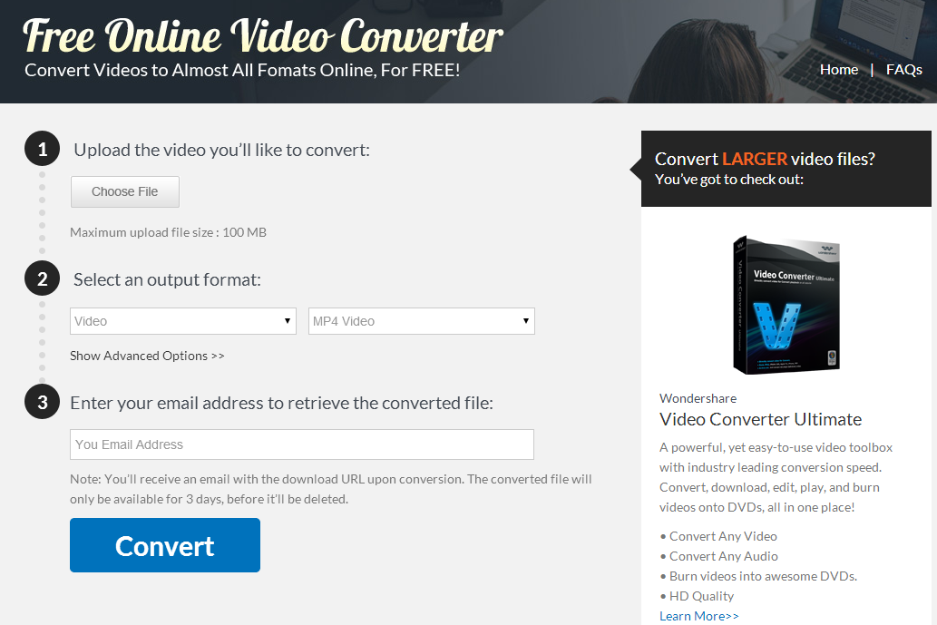 AVI to MP4 Converter: How to Convert AVI to MP4 on Mac and