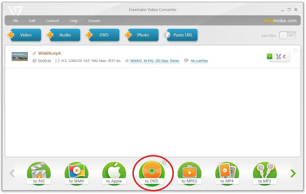 iso file to mp4 freeware