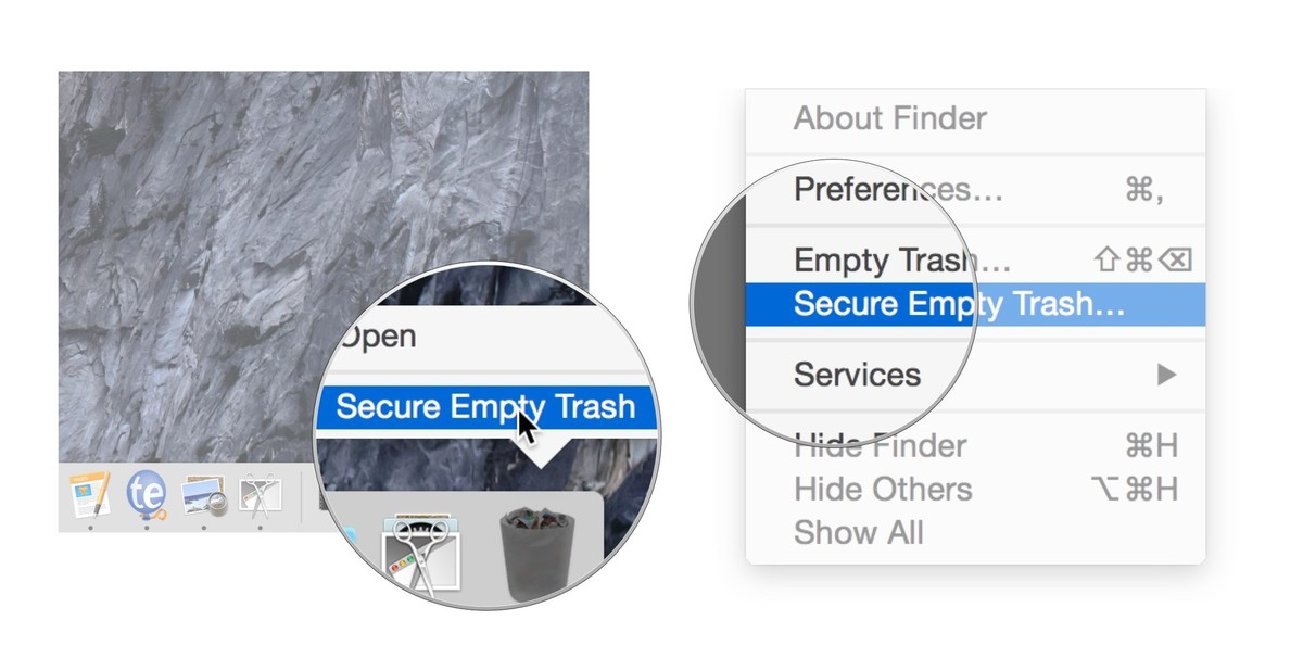 Recover deleted files after emptying trash mac