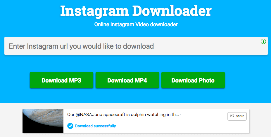 5 Ways to Save Instagram to MP4 on iPhone, Android, Mac and PC
