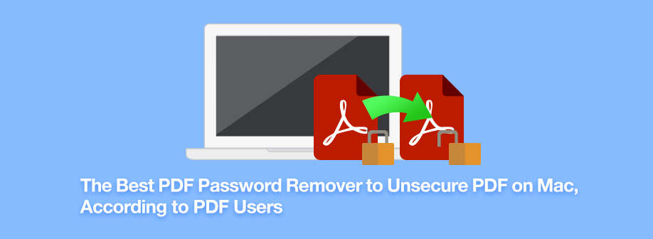 best pdf password remover to unsecure pdf
