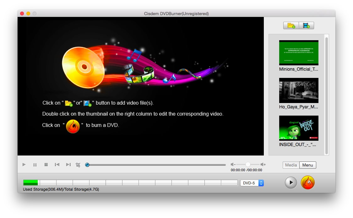 best dvd creator for mac cisdem