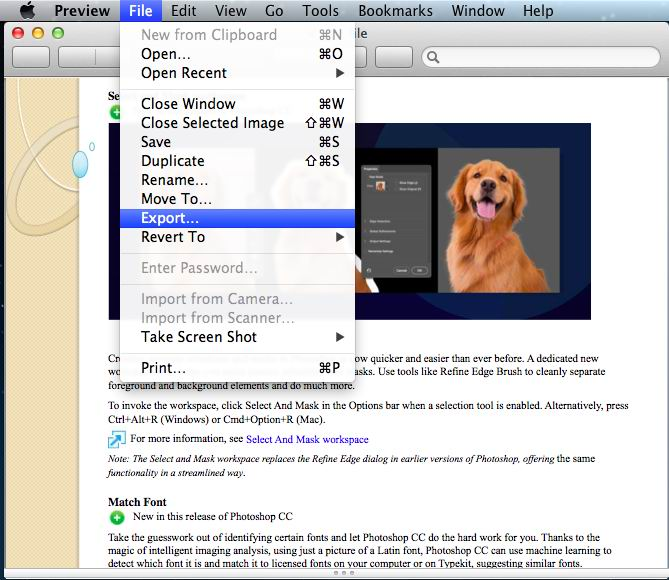 top 5 best pdf creator---mac preview