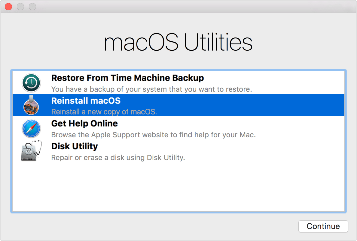 Once You Factory Reset Macbook Pro, You Can Restart It, Provide Your Apple  Idrmation, And Start Copying Your Files Back Over To It From Your  External