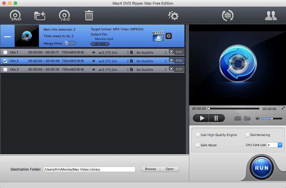 Dvd rip software download
