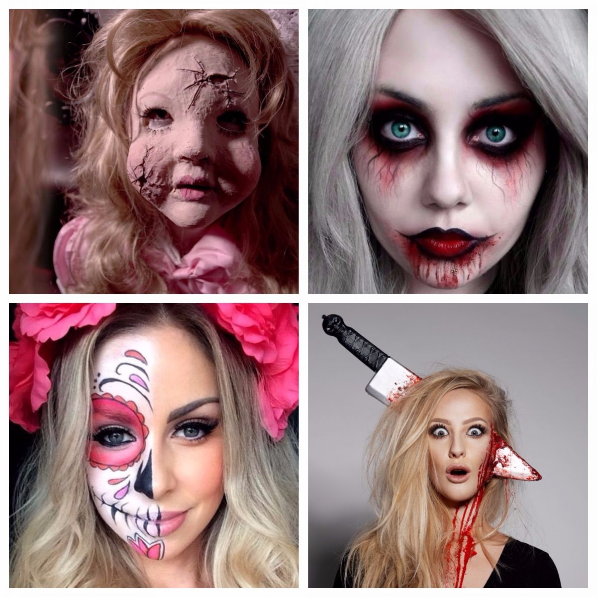 Must-Know Halloween Makeup Tutorials on YouTube