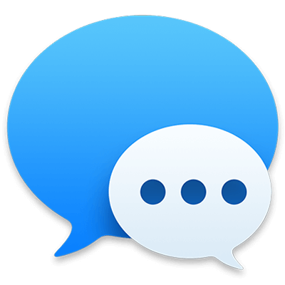Messages for Mac logo