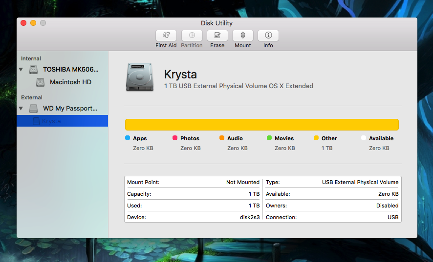 How to Fix External Hard Drive Not Showing Up on Mac