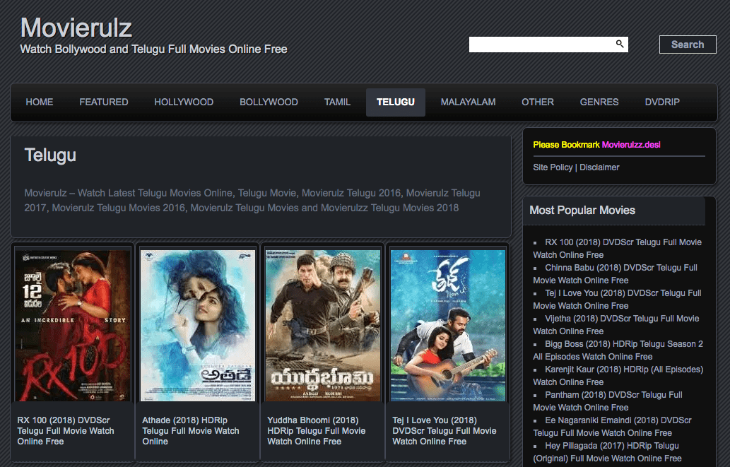 free online new telugu movies watch now free