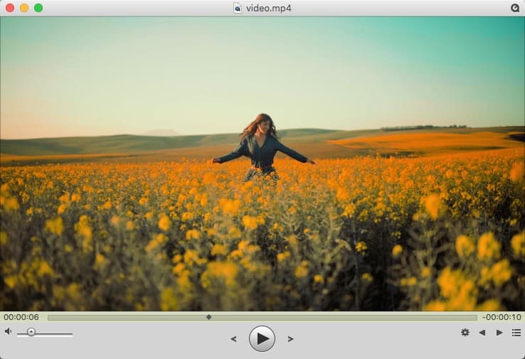 best free video player for mac 09- Movist Video Player