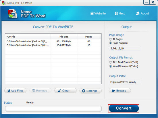 best pdf to word converter for windows nemo