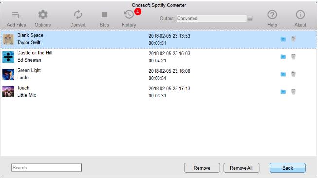 ondesoft spotify converter serial number