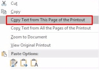 OneNote OCR PDF or Image: 6 Facts and Its Alternatives