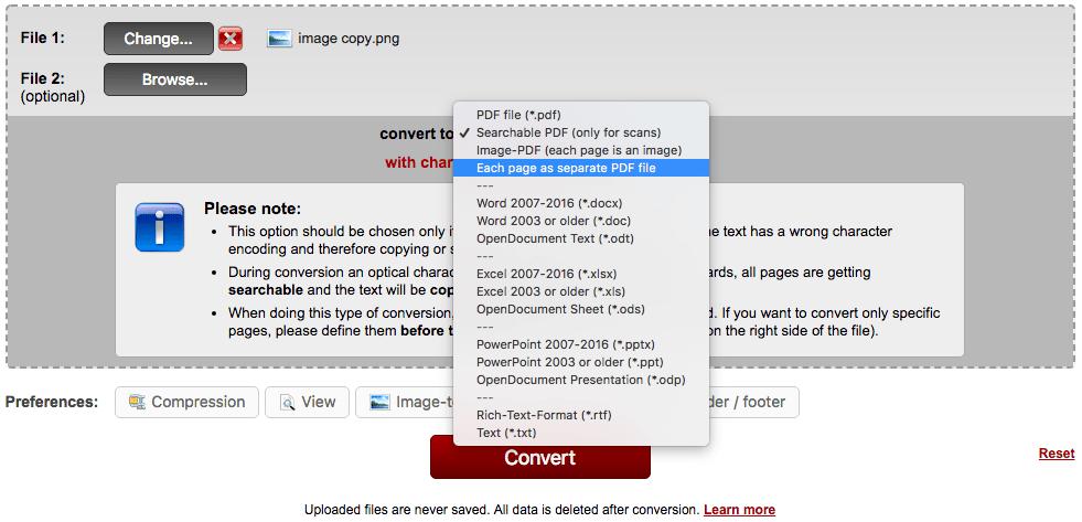 Best 18 PDF Converter for Mac 2018-2019 (4 Categories)