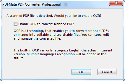 edit scanned document with windows pdf converter 01