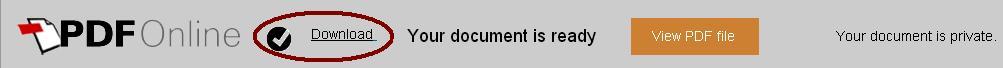 use pdfonline to convert pdf to html 02