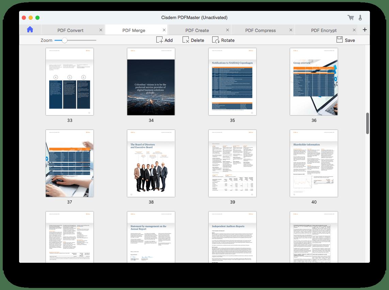 pdfmaster pdf merge