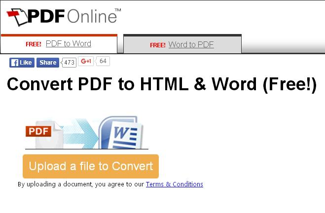 use pdf online to convert pdf to html 01