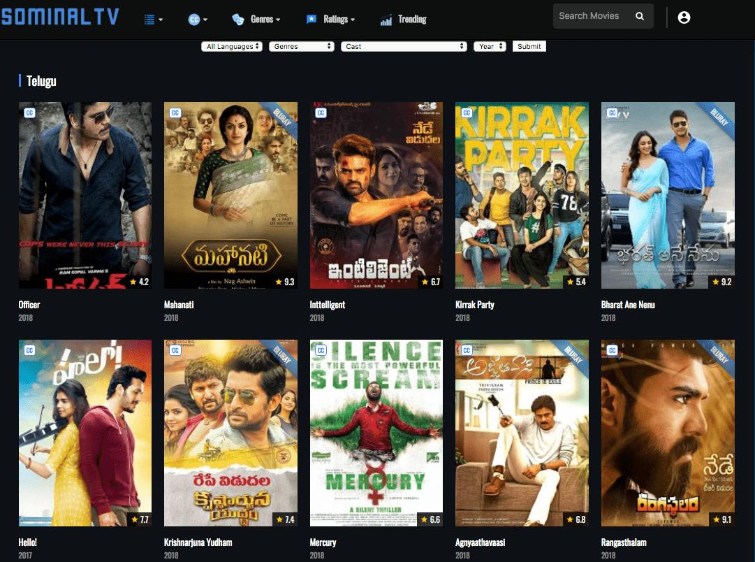 Telugu movie online free watch sites