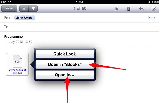 How to Transfer PDF Files to iPad Pro