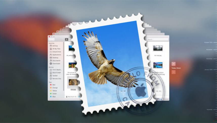 How to Restore Mac Mail Folders Disappeared on Mojave, High
