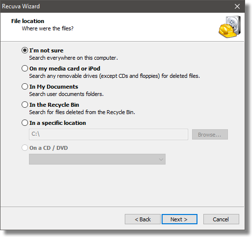 HOW TO: Use Recuva for Android