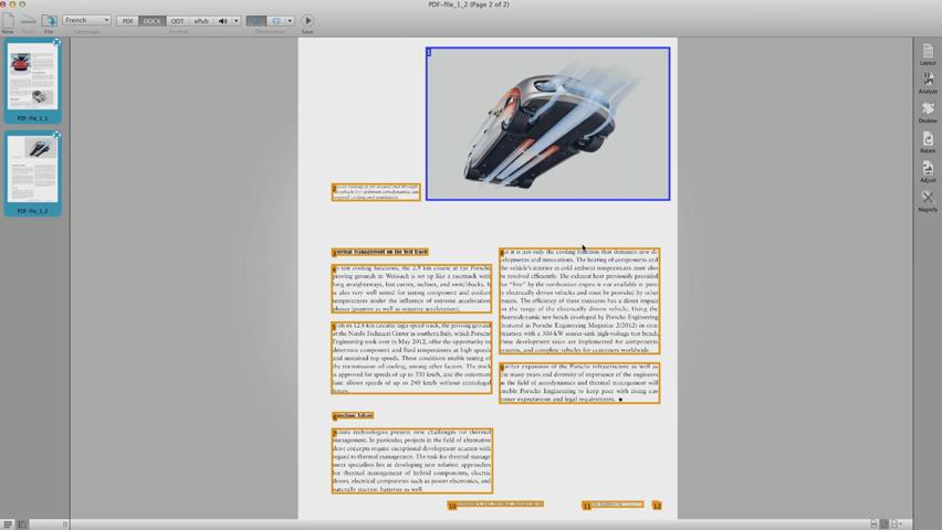 how to put scanned images into a pdf