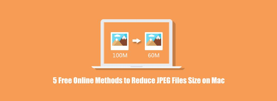 Reduce JPEG files size on Mac
