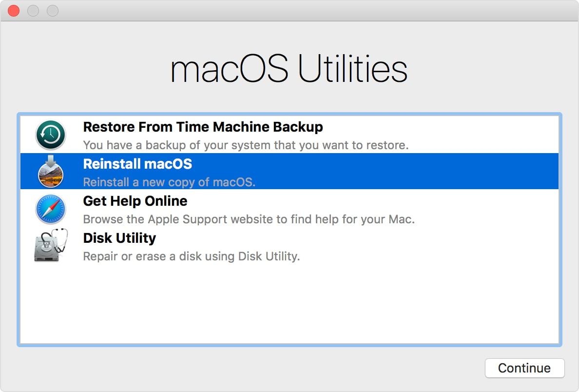 How to Reinstall macOS Mojave Without Losing Data?