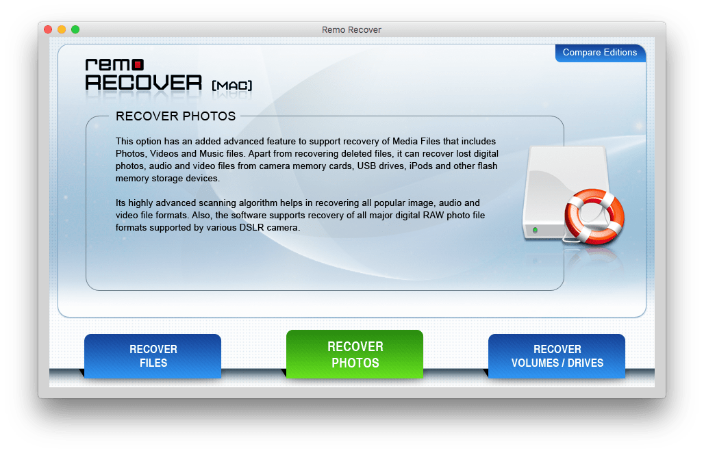 6 Best Photo Recovery Software for Mac (Support SD Card