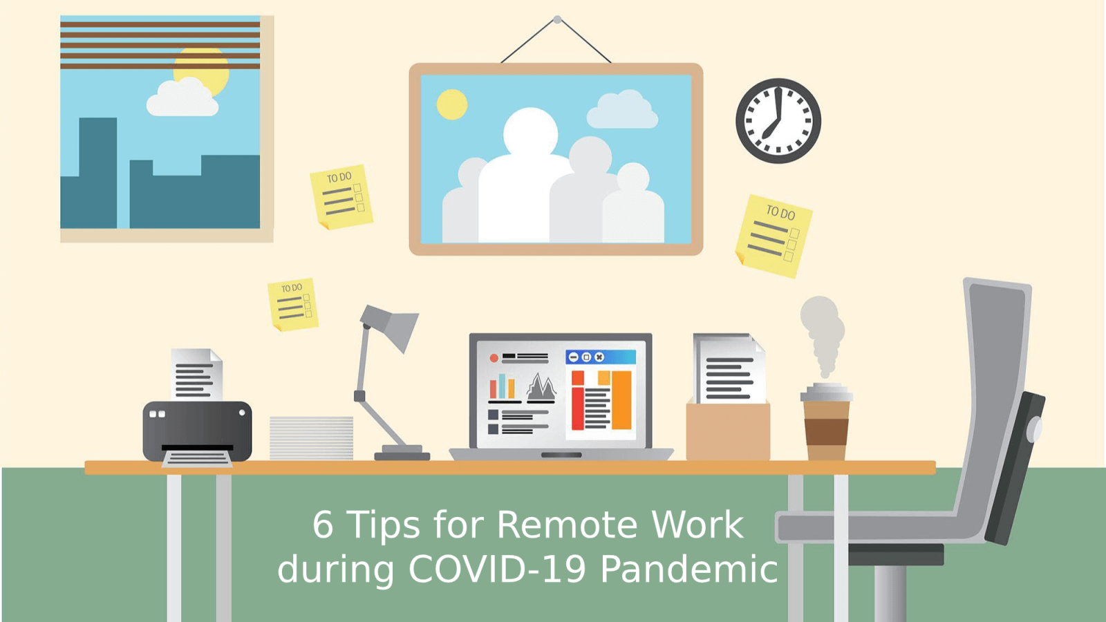 tips for remote work during covid-19