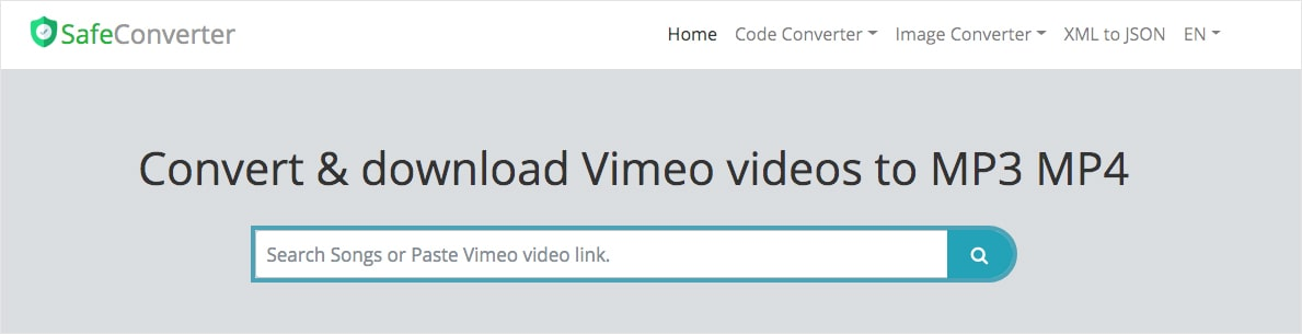 4 Best Ways to Download & Convert Vimeo to MP3 (Free Included)
