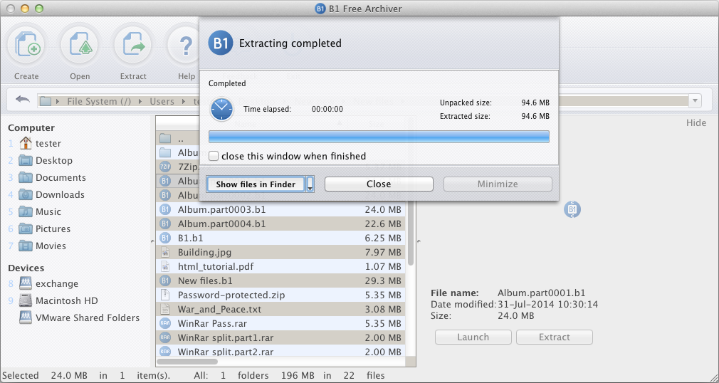 Download rar extractor - Softonic