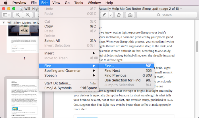 search a pdf on mac with preview 02