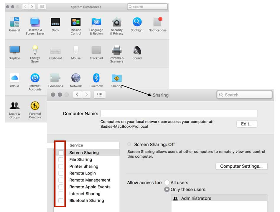 how to turn off private browsing on mac
