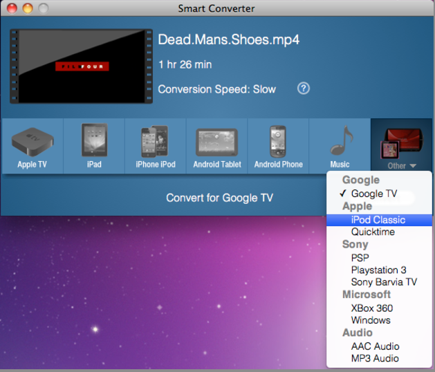Top 7 Versatile and Free Video Converters for Mac OS X