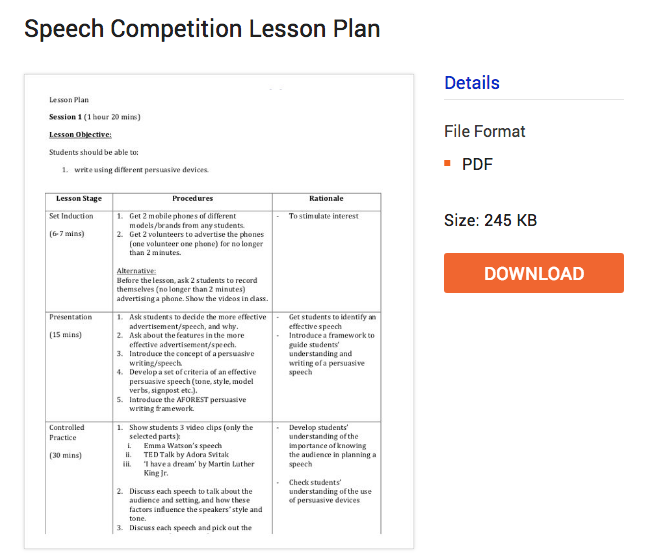 templatenet lesson plan template pdf