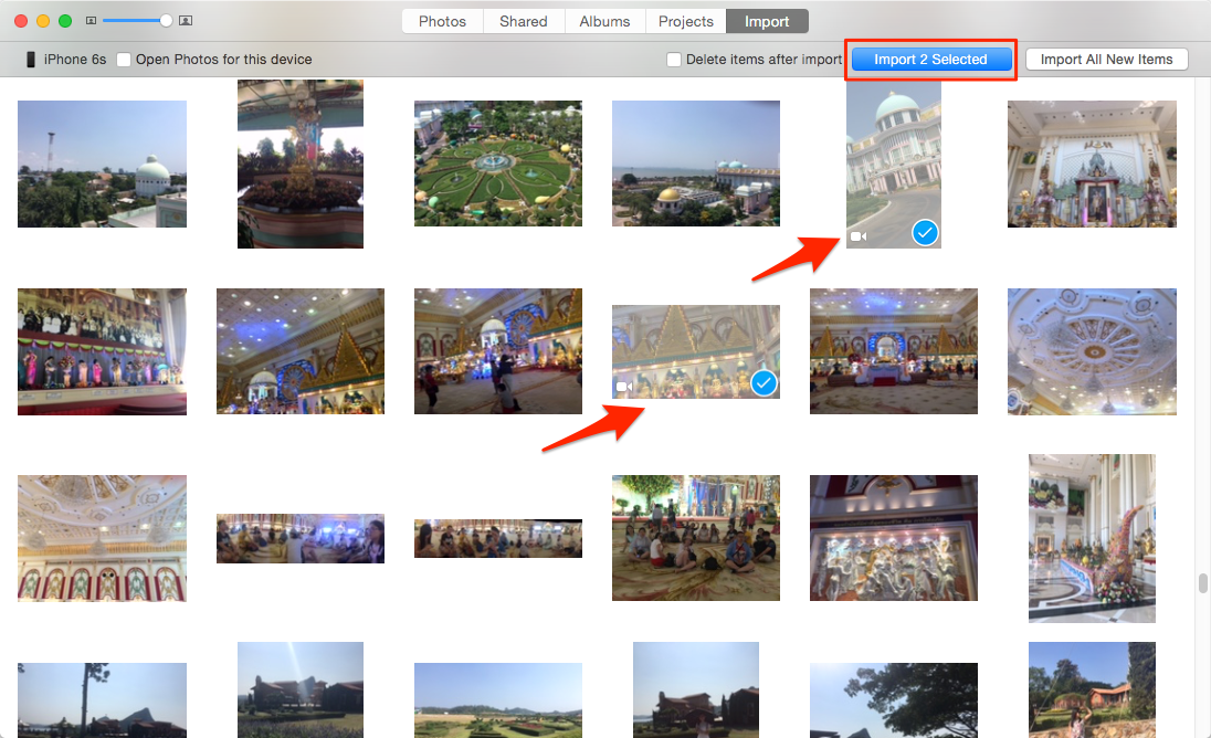 How to Move iPhone Videos to Your Mac to Clean out