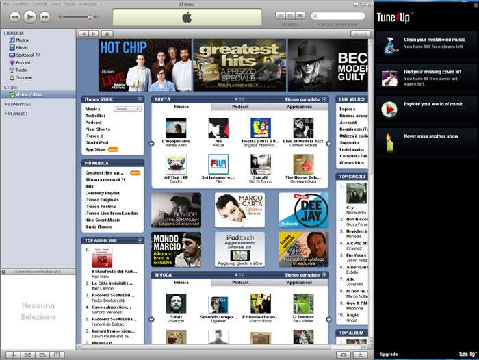use tuneup to remove itunes duplicates