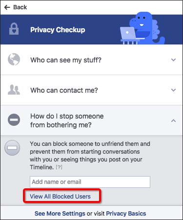 How to Block and Unblock Someone on Facebook without Them